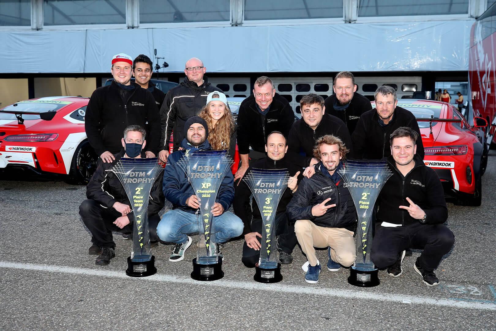 DTM Trophy Meister 2020